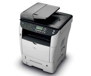 Монохромное МФУ Ricoh Aficio SP 3500SF