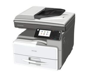 Монохромное МФУ Ricoh Aficio MP 301SP